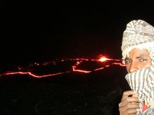 meargs picture ,ertaele volcano