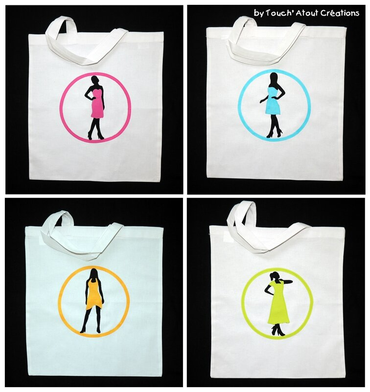 Tote bag Fémini Touch_ 2