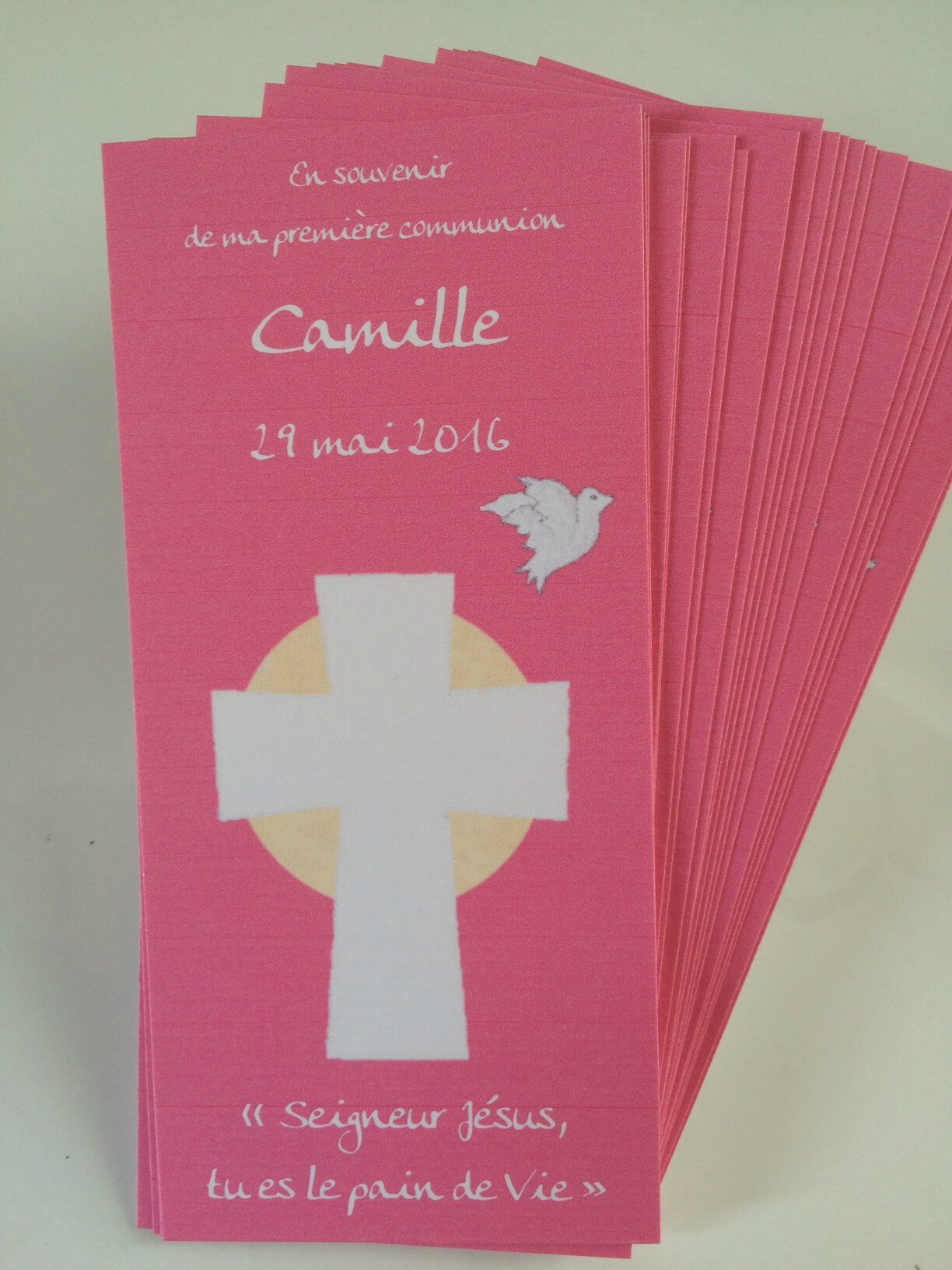 Signet de communion Camille 290516
