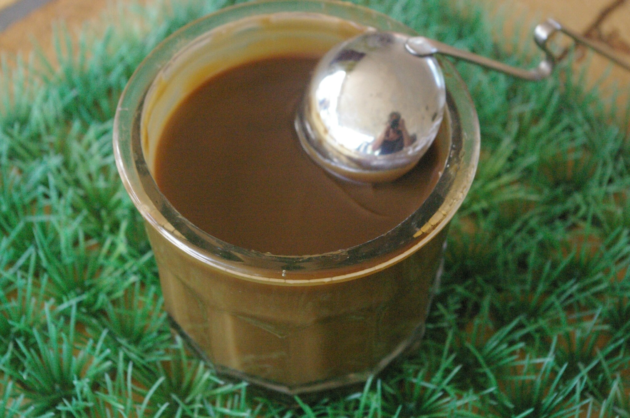 Caramel au beurre salé ou salidou
