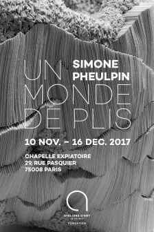 Simone Pheulpin exposition