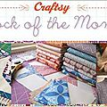 CRAFTSY BOM -Blocs de Janvier 