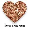 Action de la levure de riz rouge sur le cholestérol !