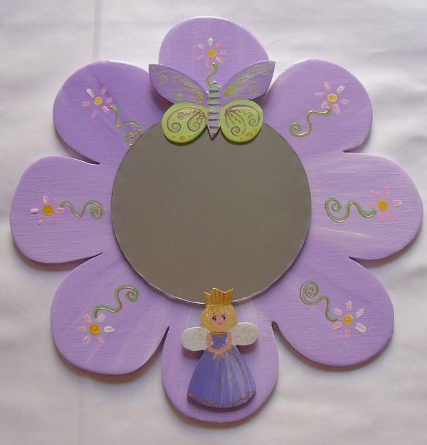 miroir_fleur_rose_et_princesse