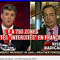 Quand fox news désinforme...
