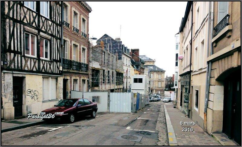 Rouen - Rue Bouvreuil - g