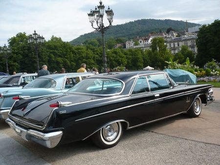 IMPERIAL Crown 2door hardtop 1962 Baden Baden (2)