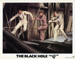 The Black Hole lobby card 5