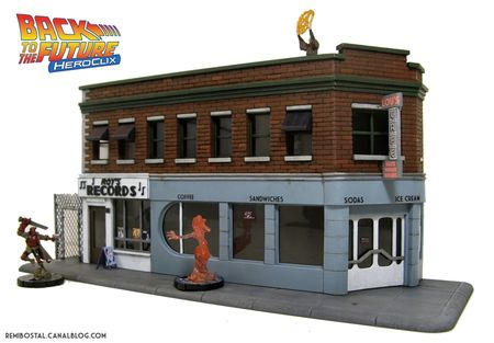 Lou's cafe roy's records back to the future bttf scenery heroclix remi bostal (5)
