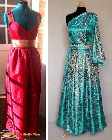 inspiration robe sari