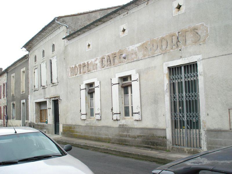 Hotel & Café des Sports 2008
