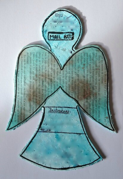 Mail Art Mumu 2014 Dos
