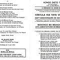 KONGO DIETO 778 a