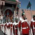 صور بوابات القصور الملكية المغربية