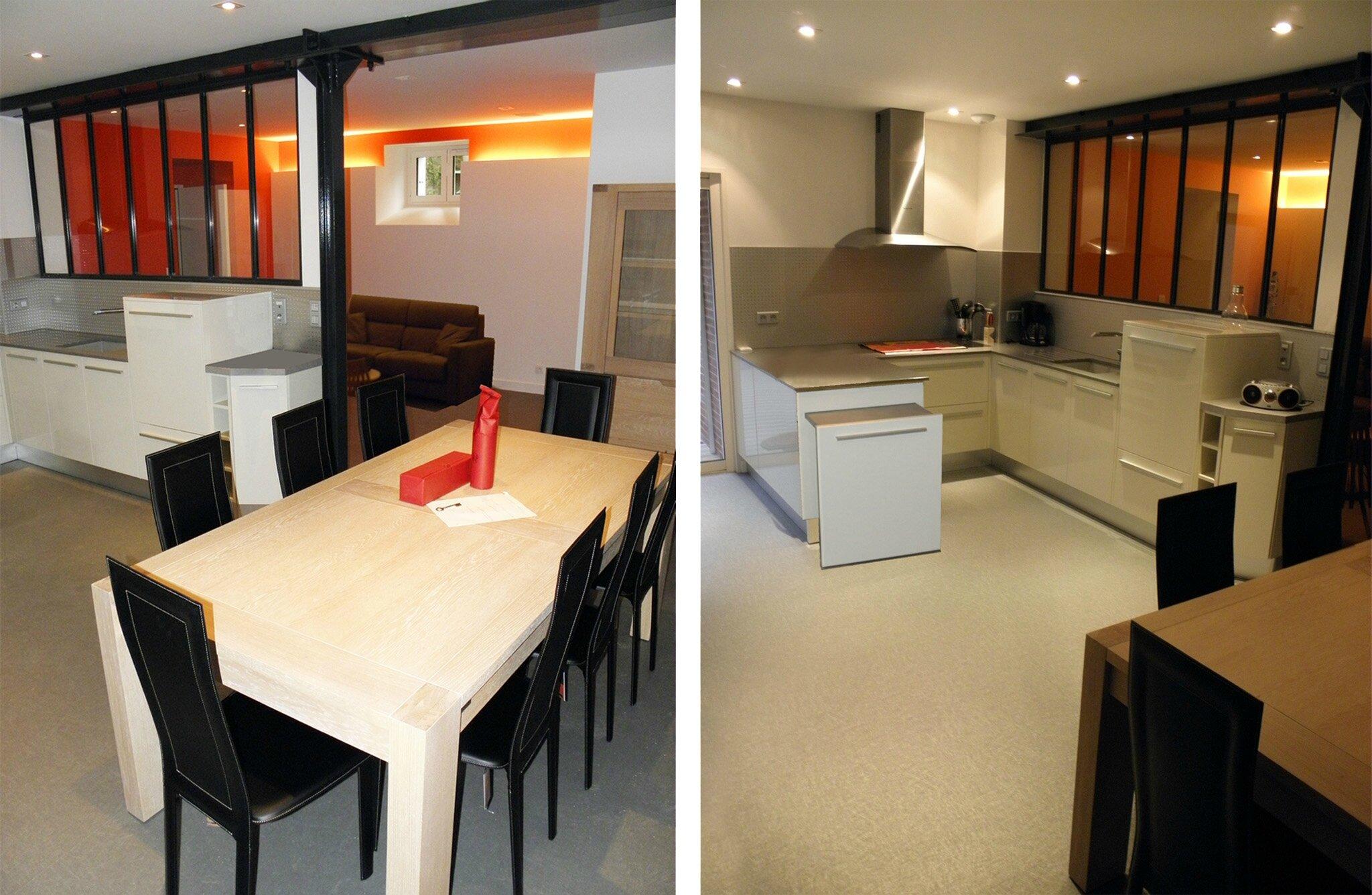 r habilitation extension d 39 un appartement dinard 35 2012 atelier id e architecte d. Black Bedroom Furniture Sets. Home Design Ideas