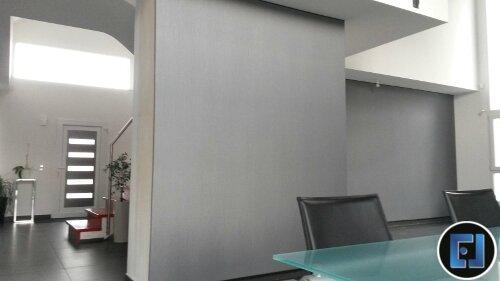 Murs acoustiques en toile perforée 1