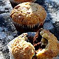 Cupcakes brookies et smarties