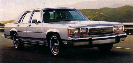 91'LTD Crown Victoria