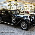 Bugatti type 46 limousine de 1930 (Cité de l'Automobile Collection Schlumpf à Mulhouse) 01