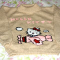 Pull hello kitty
