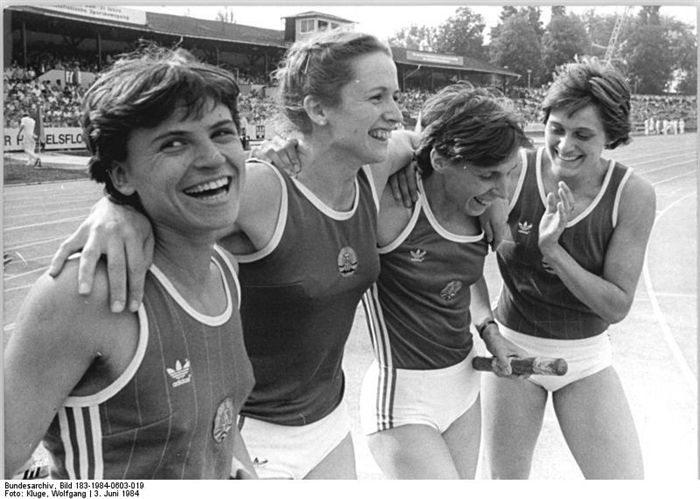 east german doping video