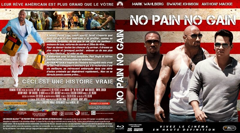 Jaquette No Pain No Gain ( 2013 )