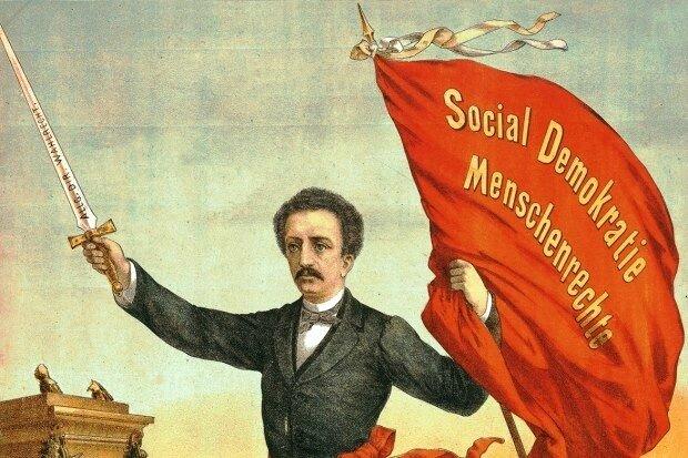 tableau définition socialisme - Ferdinand Lassalle