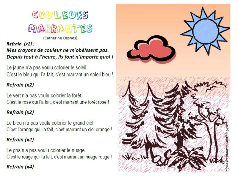 Couleurs marrantes (LaCatalane) 1