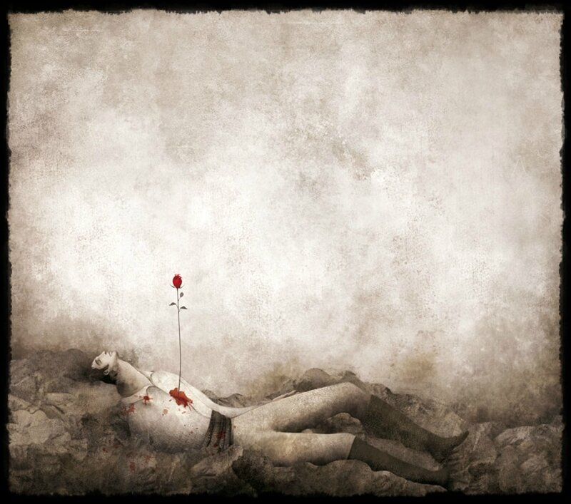 Gabriel Pacheco 1973 - Mexican Surrealist Visionary painter - Tutt'Art@ (62)