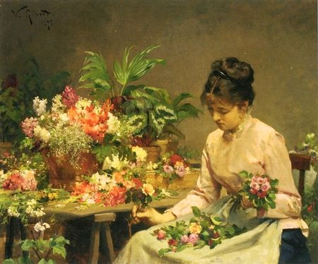 41186636_Victor_Gabriel_Gilbert_The_Flower_Seller