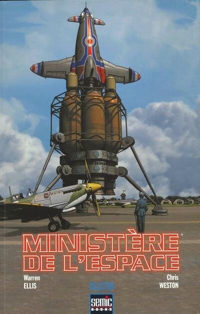 semic book ministère de l'espace