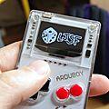 Gamebuino, arduboy et kitco : triple test !