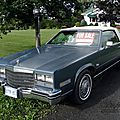 Cadillac eldorado biarritz convertible-1985