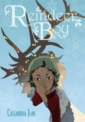 Reindeer Boy Cassandra Jean Yen press manga