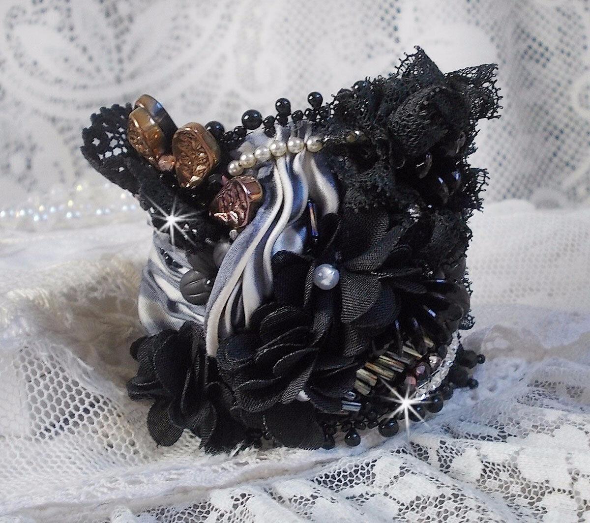 Bracelet Féerie Black 2-1