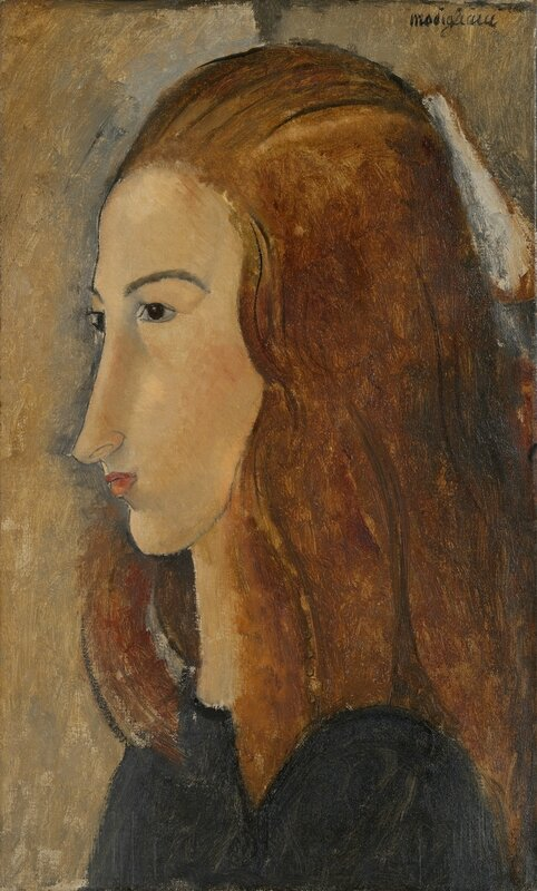 ID153 - Portrait of a Young Woman, 1918