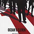 Ocean's 11 (29 Mars 2013)