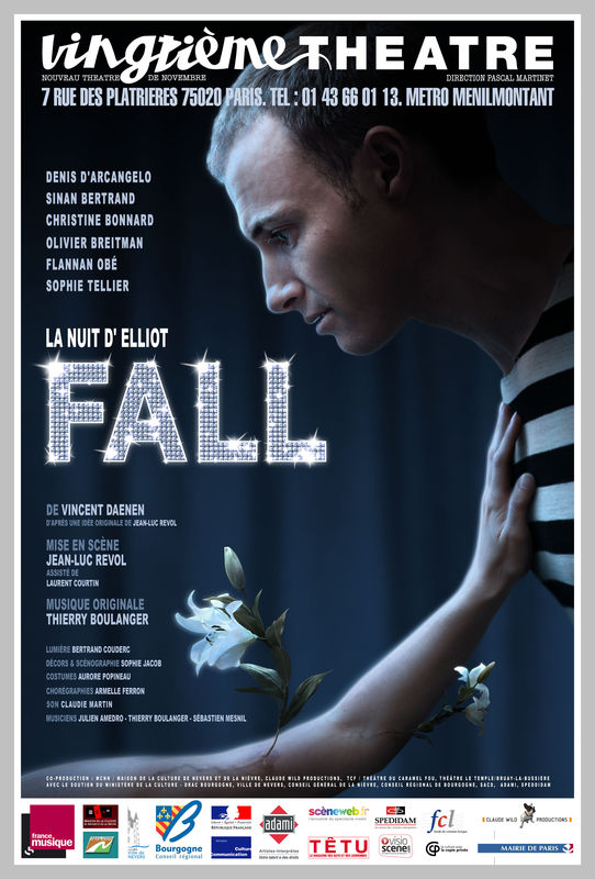 La nuit d'Elliot Fall