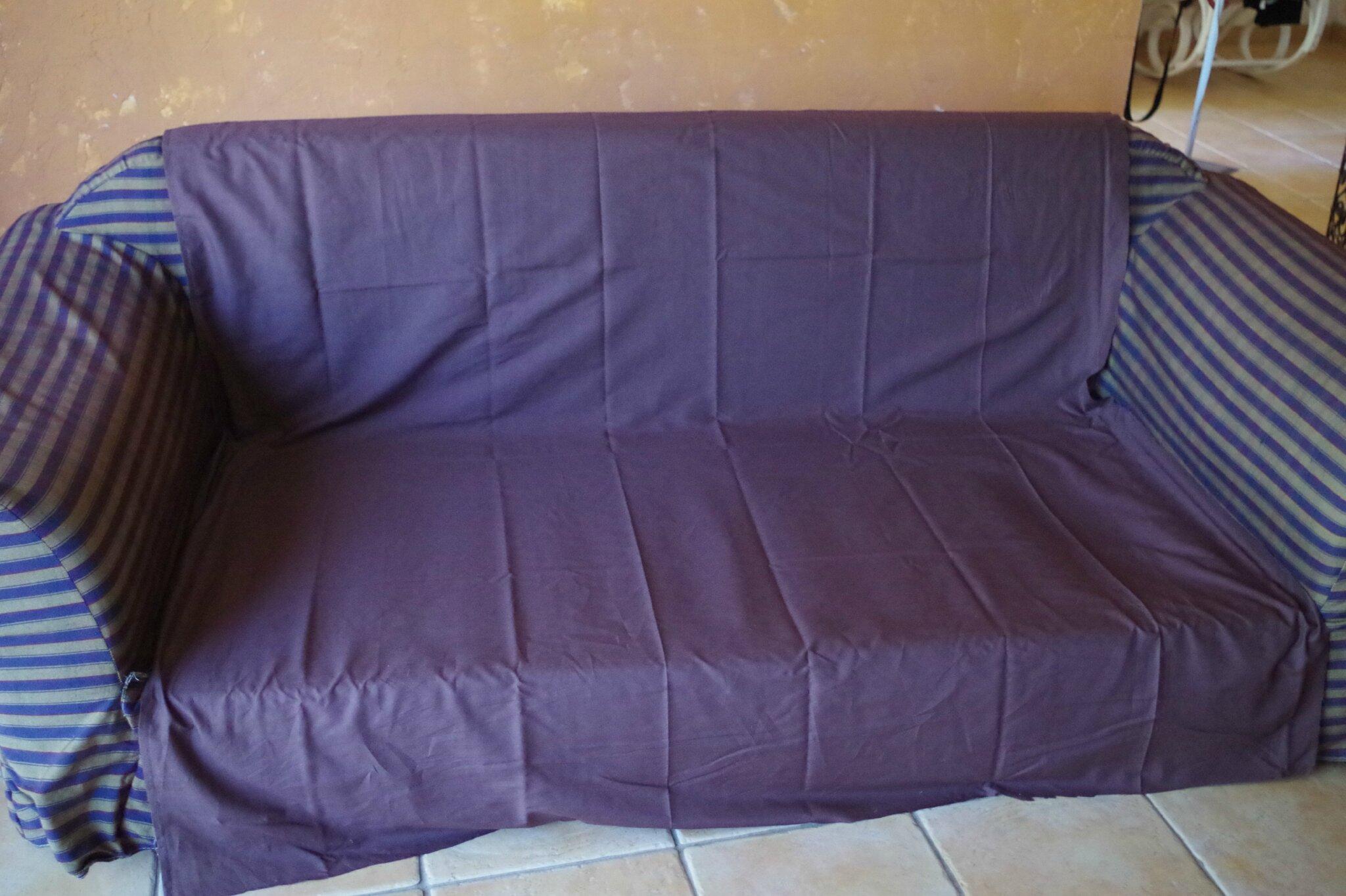 Drap canap latest housse with drap canap latest fauteuil relaxation pour linge de lit pour lit for Housse canape accoudoir plat