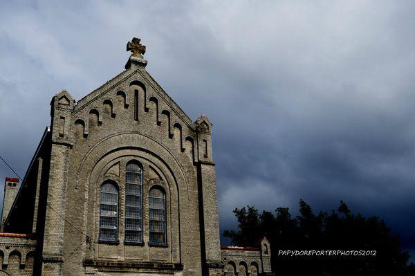 eglise catholique Coudekerque-Branche