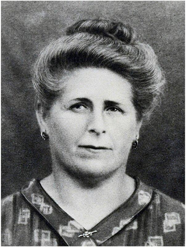 grand-mère gambini