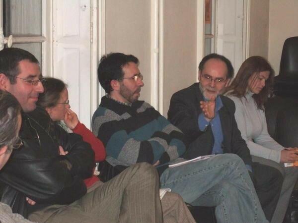 Débat participatif à Eaubonne sur l'éducation
