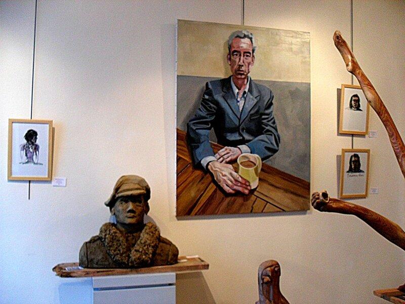 M.WOODHATCH : Soldat oublié, portrait