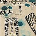 Poèmes en paysages / géraldine hérédia et clothilde staës. - editions le port a jauni, 2015.