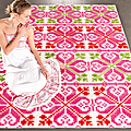 Textiles  Colors, Tapis design & cratifs chez Didden&C