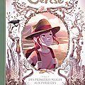 Les carnets de cerise - tome 5 : des premières neiges aux perséides - joris chamblain & aurélie neyret