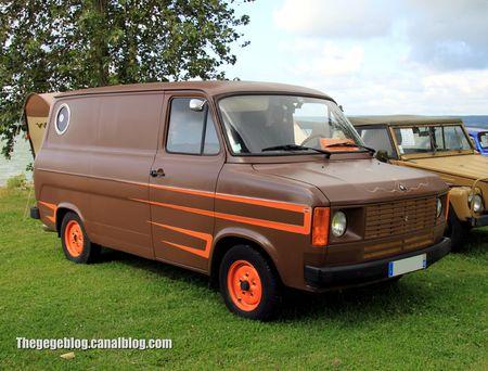 Ford transit tolé (1978-1986)(Retro Meus Auto Madine 2012) 01