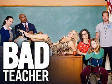 Bad teacher série