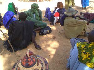 repos du berger FATOMA Mali