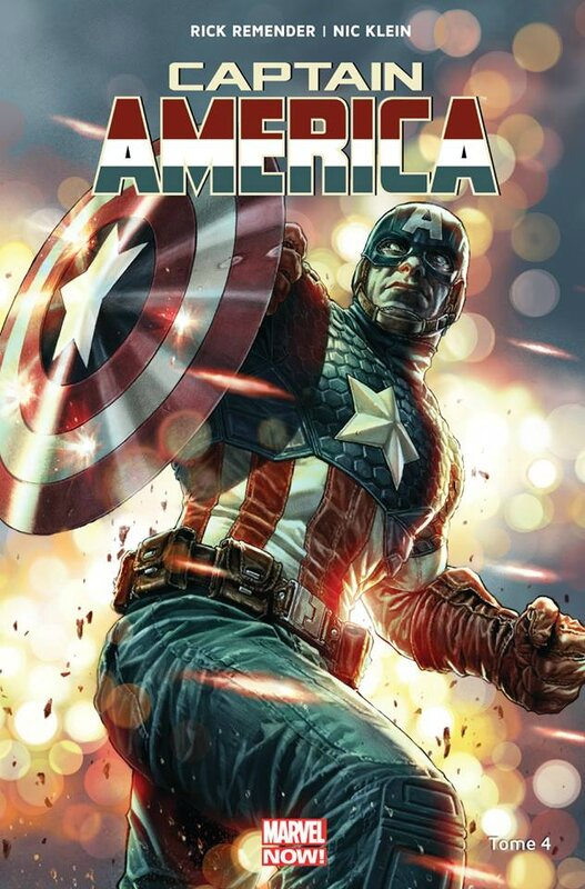 marvel now captain america 04 clou de fer